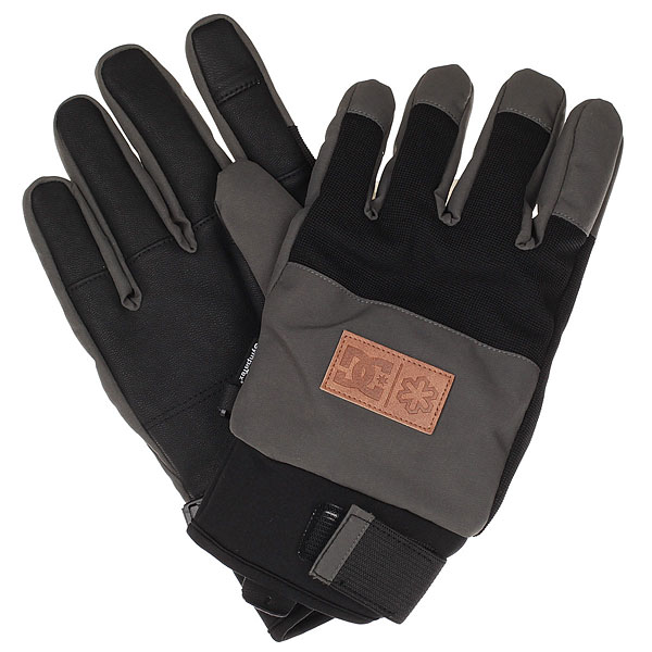 Перчатки DC Cold War Glove Dark Shadow