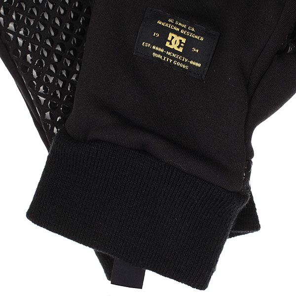 Перчатки DC Shelter Liner Black