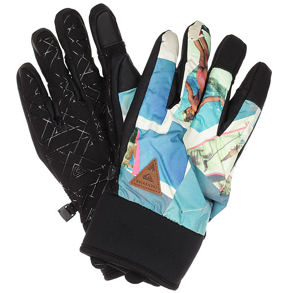 Перчатки Quiksilver Method Glove Nude Run Gloves