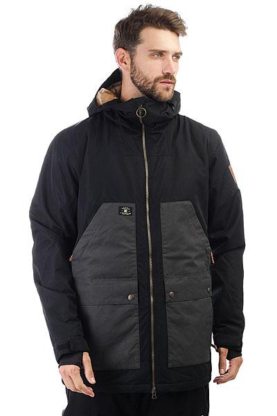 Купить Куртка утепленная DC Shoes Summit Black 1188279