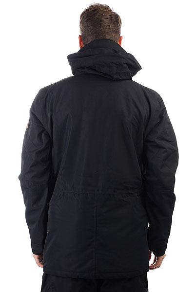 Куртка утепленная DC Shoes Summit Black