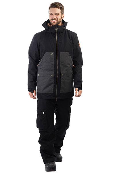 Куртка DC Shoes Summit Black
