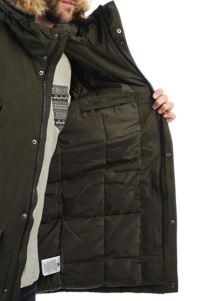 Куртка парка DC s Bamburgh 2 Dark Olive