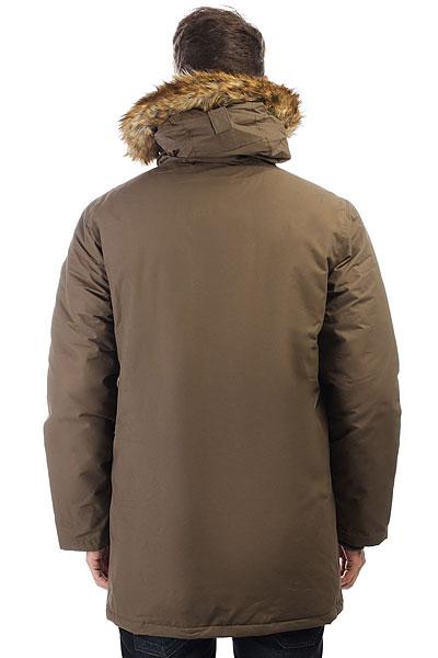 Куртка парка DC Shoes Bamburgh 2 Taupe