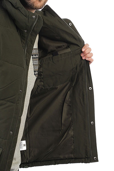Куртка зимняя DC Shoes Aydon Dark Olive