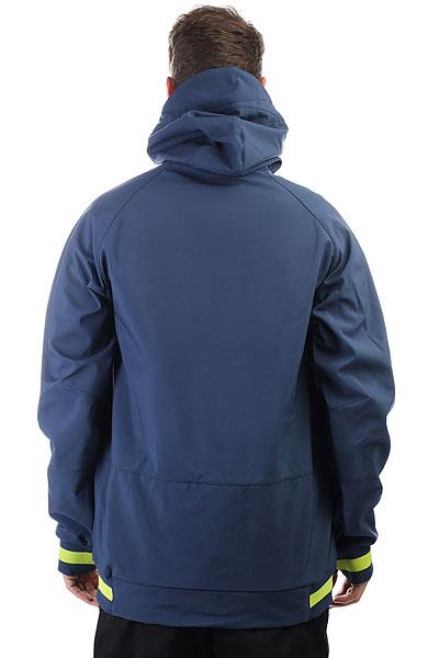 Куртка утепленная DC Shoes Spectrum Insignia Blue