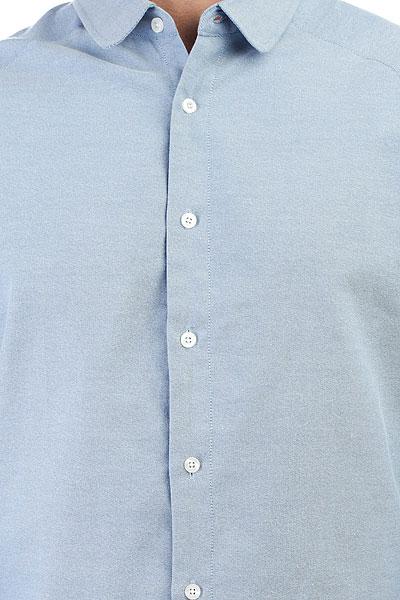 Рубашка Запорожец Выходная Оксфорд Dark Navy