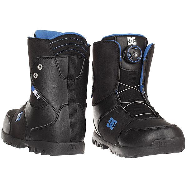 Ботинки для сноуборда детские DC Shoes Youth Scout Black