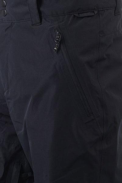 Штаны сноубордические Quiksilver Forever Gore Black