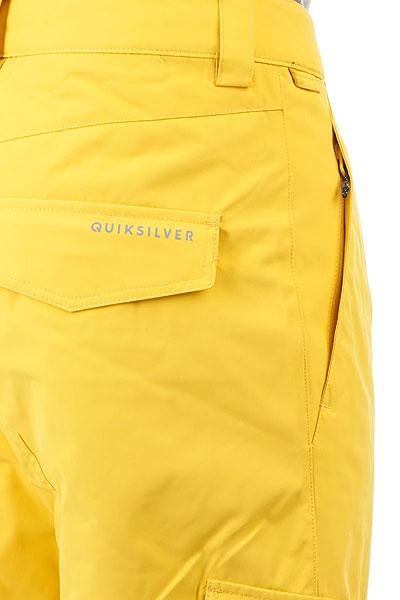 Штаны сноубордические Quiksilver Porter Solar Power