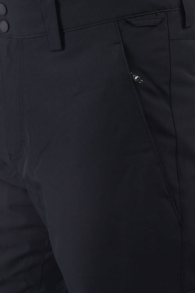 Штаны сноубордические Quiksilver Porter Blaсk