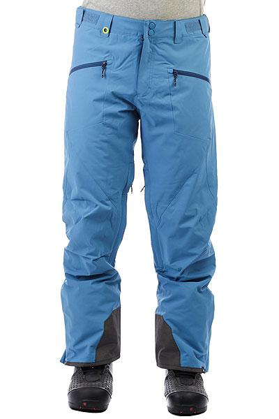 Штаны сноубордические Quiksilver Boundry Vallarta Blue