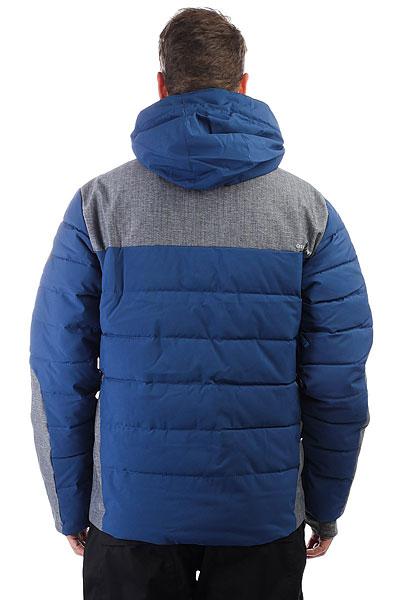 Куртка Quiksilver The Edge Estate Blue