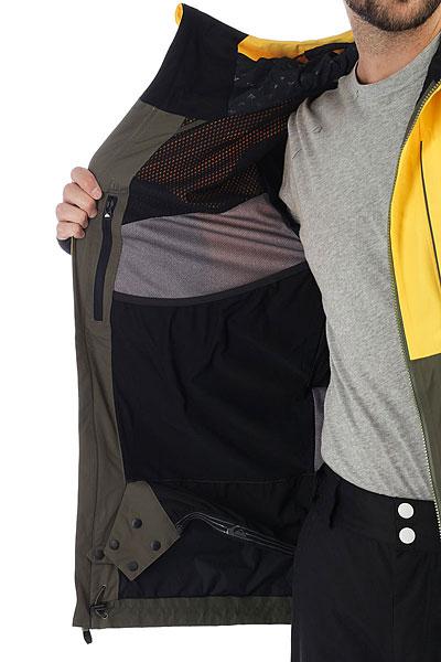 Куртка утепленная Quiksilver Forever Gore Solar Power