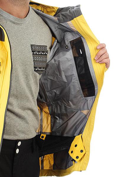 Куртка Quiksilver Mamatus G 3l Solar Power