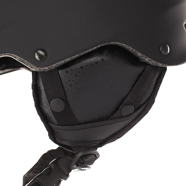 Шлем для сноуборда женский Roxy Power Powder True Black
