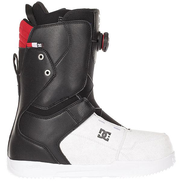 Ботинки для сноуборда DC Scout Boax Black/White