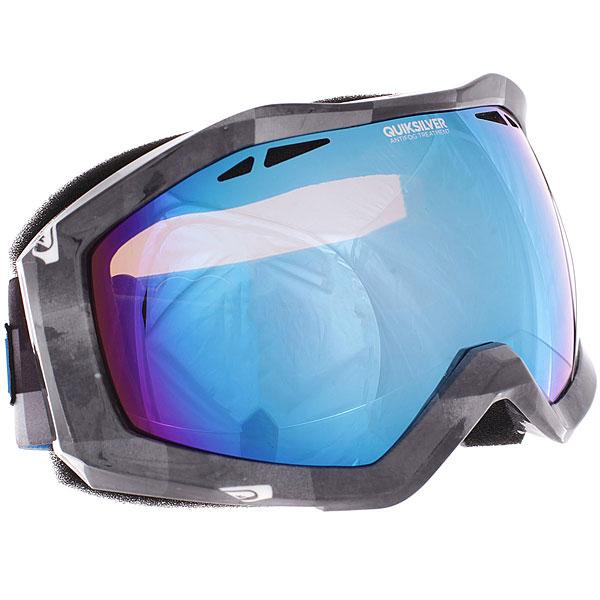 Купить Маска для сноуборда Quiksilver Fenom Art Icey Check 1188716