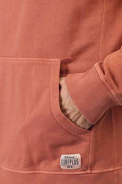 Толстовка классическая Billabong Wave Washed Pullover Burnt Ginger