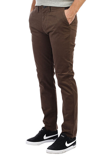 Штаны прямые Billabong New Order Chino Bark