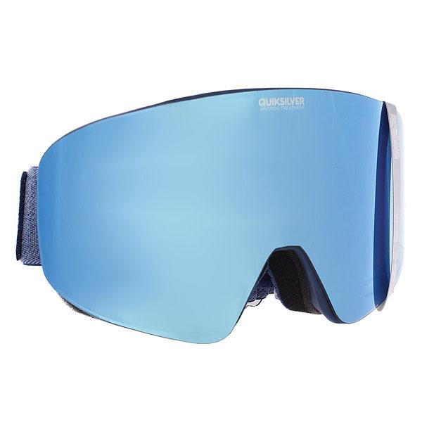 Купить Маска для сноуборда Quiksilver Qs Rc Vallarta Blue 1188899