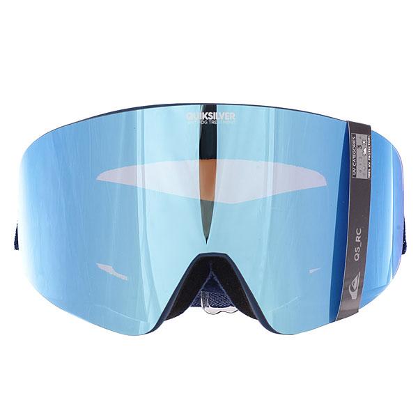 Маска для сноуборда Quiksilver Qs Rc Vallarta Blue