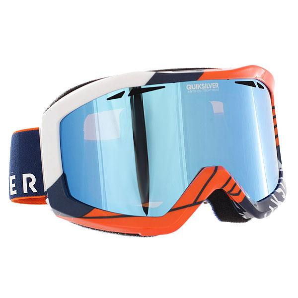 Купить Маска для сноуборда Quiksilver Fenom Pack Estate Blue 1188907
