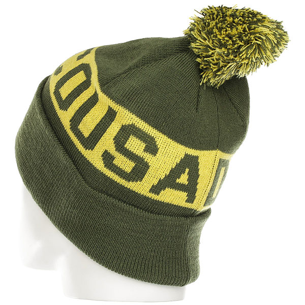 Шапка детская DC Chester Youth Hats Chive