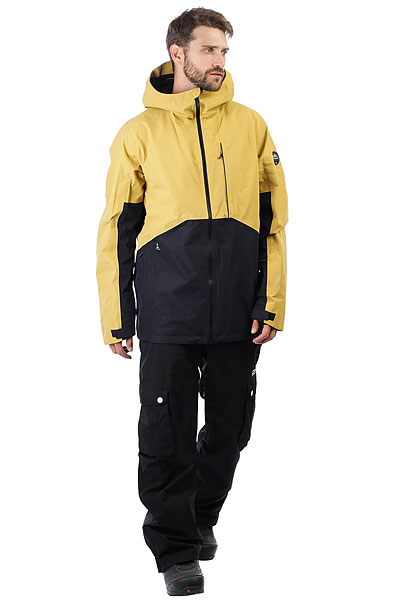 Куртка Quiksilver Forever Gore Mustard Gold