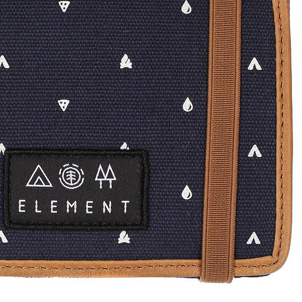 Кошелек Element Endure Wallet Eclipse Navy