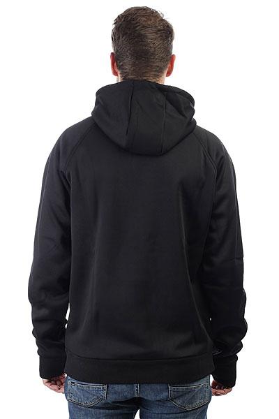 Толстовка классическая Billabong Downhill Bonded Hood Black