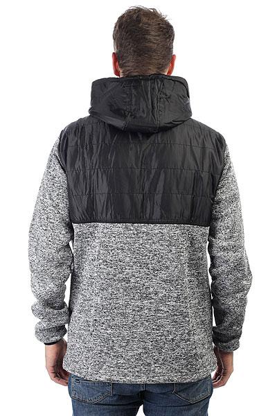 Толстовка классическая Billabong Transition Jacket Black Heather
