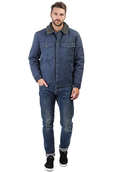 Куртка Billabong Barlow Canvas Navy