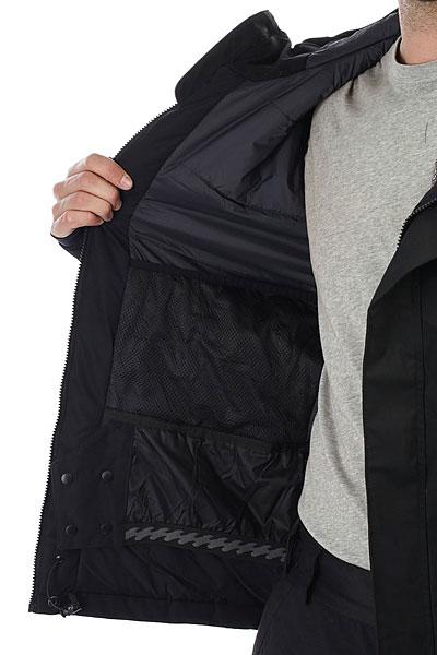 Куртка утепленная Billabong All Day Black