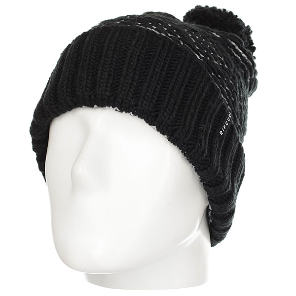 Купить Шапка женская Rip Curl Pinchi Beanie Black 1189127