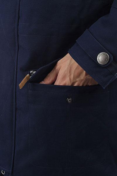 Куртка парка Запорожец Аlaska Navy