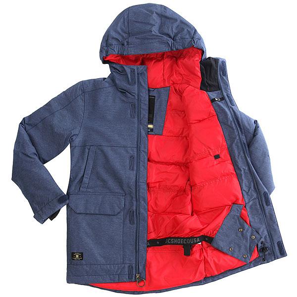 Куртка детская DC Harbor Insignia Blue