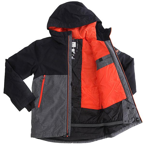 Куртка детская Quiksilver Sierra Black