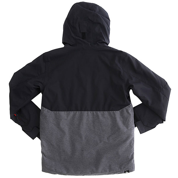 Куртка утепленная детская Quiksilver Sierra Black