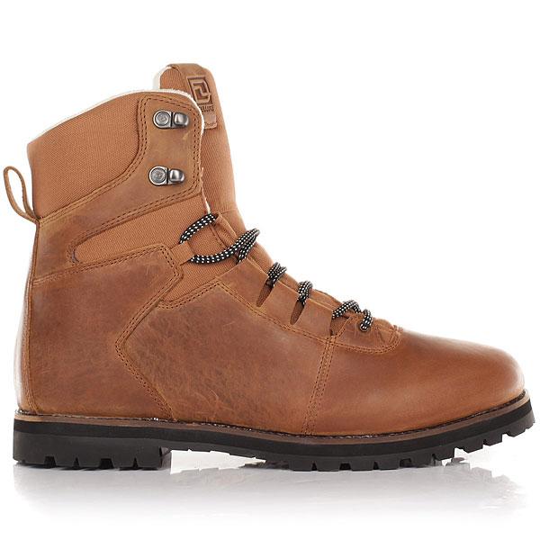 Ботинки высокие Deeluxe Prime Brown