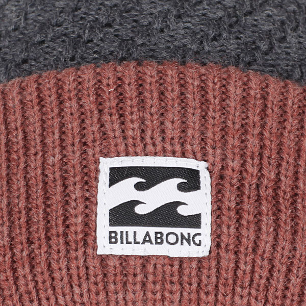 Шапка Billabong Linus Fig Heather