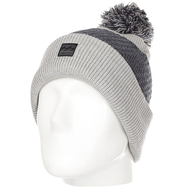 Шапка Billabong Linus Grey Heather