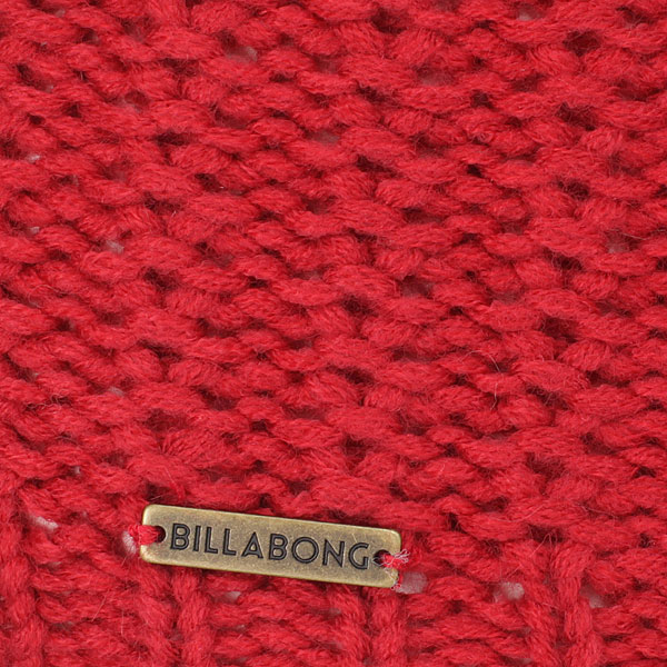 Шапка женская Billabong Cold Forest Chili Pepper