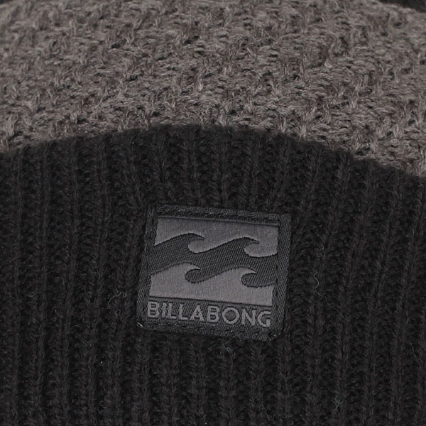 Шапка детская Billabong Linus Boys Black