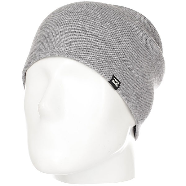 Шапка Billabong All Day Grey Heather