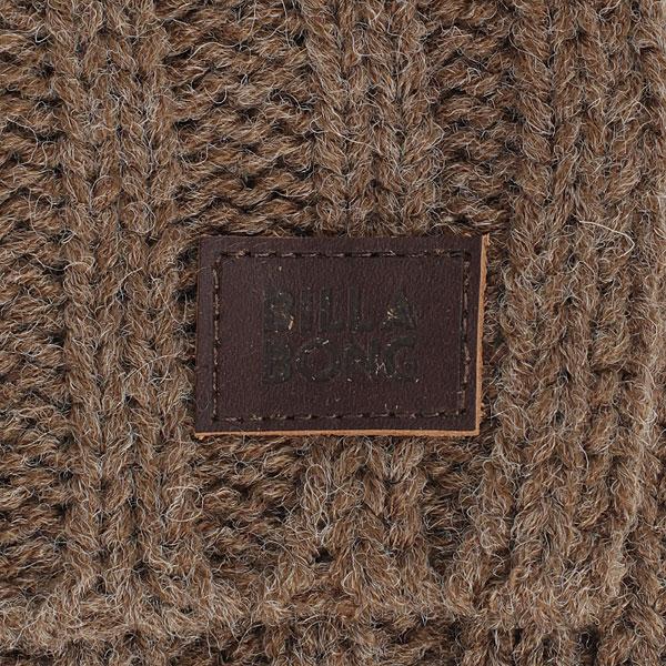 Шарф Billabong Anchorage Scarf Chocolate Heather