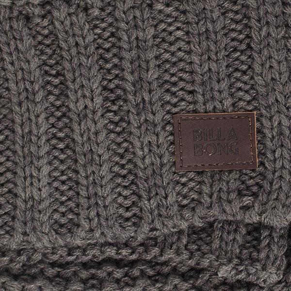 Шарф Billabong Anchorage Scarf Dark Grey Heath
