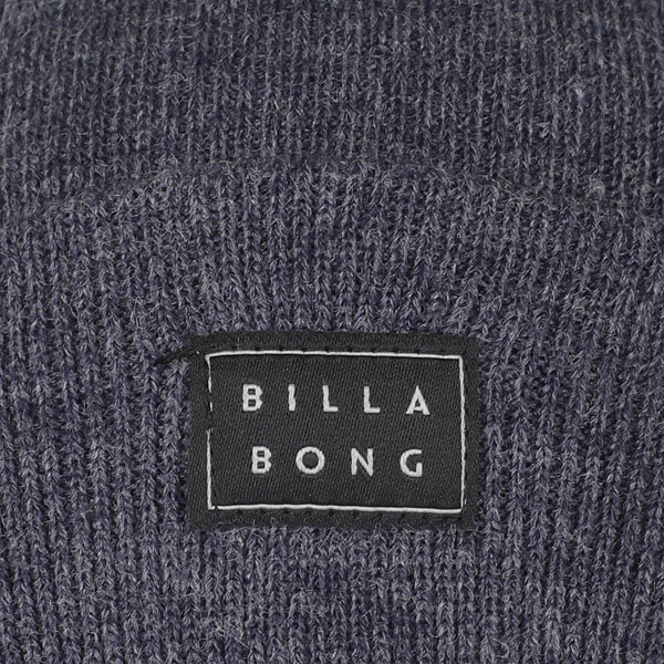 Шапка Billabong Disaster Dark Slate Heather