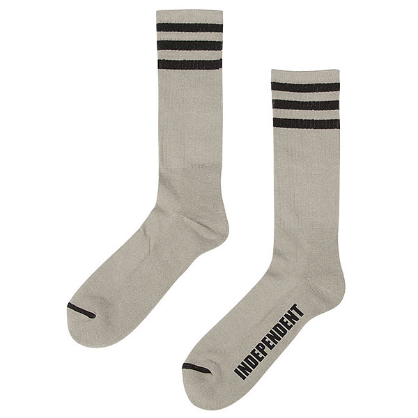 Носки высокие Independent Sock Heather Grey