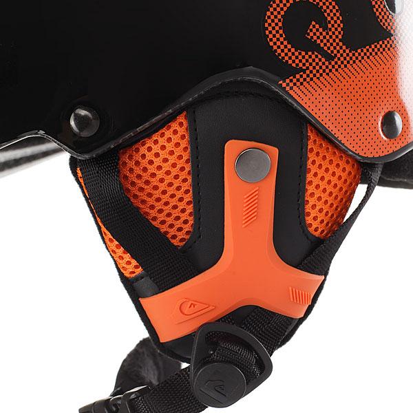 Шлем для сноуборда Quiksilver Fusion Ketchup Red